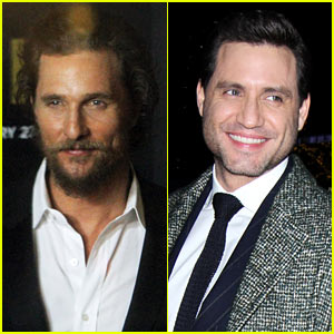 Matthew McConaughey Jumped on 'Gold' Co-Star Edgar Ramirez While Wearing Almost Nothing on Set!