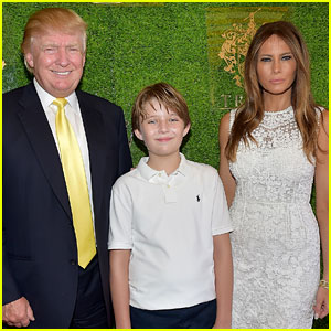Melania & Barron Trump Plan to Leave White House Shortly After the Inauguration