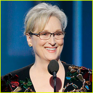 Meryl Streep Has the Best Reaction to Oscars Nomination - It's In GIF Form!