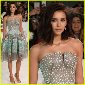 Nina Dobrev Debuts Shorter Hair at 'xXx': Return of Xander Cage' Premiere in London