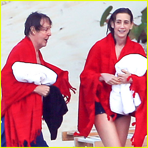 Paul McCartney's Wife Nancy Shevell Shows Off Fit Body at 57!