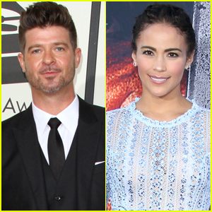 Robin Thicke Denied Custody After Bringing Sheriffs to Paula Patton's Home