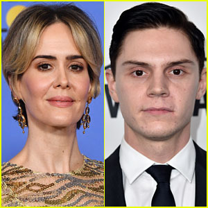 Sarah Paulson & Evan Peters to Return for 'AHS' Season 7