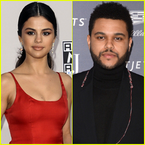 Selena Gomez Spotted Listening To Rumored Boyfriend The Weeknd's 'Starboy'