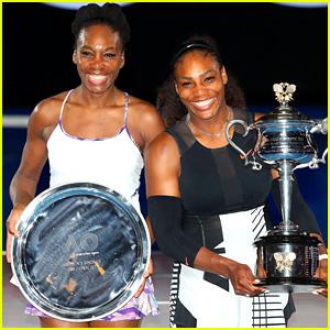Serena Williams Wins Australian Open, Defeats Sister Venus!