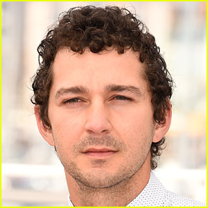Shia LaBeouf Takes Down 'He Will Not Divide Us' Live ...