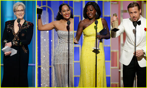 ICYMI: The 7 Most Powerful/Tearjerking/Beautiful Speeches of the Golden Globes 2017 -- Watch Now