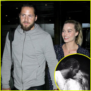 Margot Robbie's Husband Tom Ackerley Says 'She's All That' in Sweet Post!
