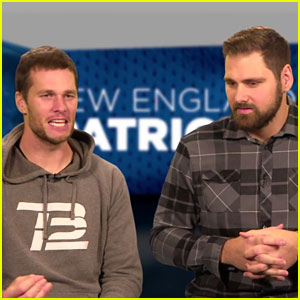 VIDEO: Tom Brady Hilariously Tries to Learn German From Teammate Sebastian Vollmer