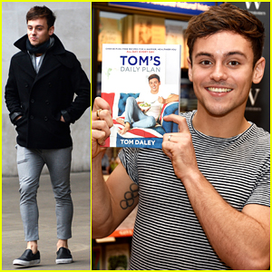 Tom Daley Wants A 'Diving Team' Of Kids With Fiance Dustin Lance Black!