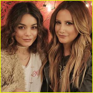 VIDEO: Ashley Tisdale & Vanessa Hudgens Sing Elle King Duet!