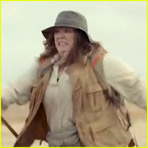 VIDEO: Watch Melissa McCarthy 'Run' for Her Life in Kia's Super Bowl Commercial Teaser!