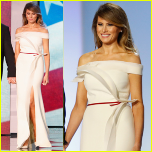 Who Designed Melania Trump's Inaugural Ball Gown?