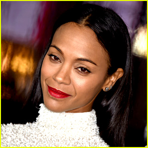 Zoe Saldana Thinks Trump Has Been Bullied by Hollywood