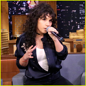 Alessia Cara Nails Musical Impression of Ariana Grande - Watch Now!