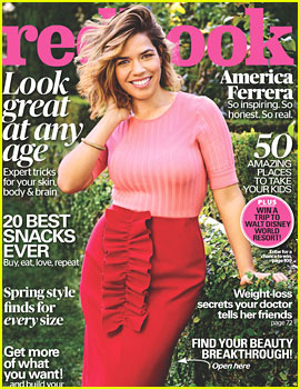 America Ferrera Talks Stepping Up & Taking Chances in Hollywood