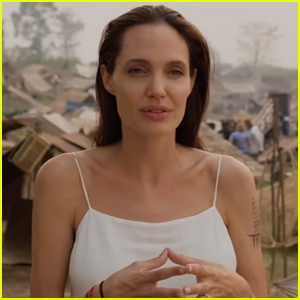 Angelina Jolie Gives a First Look at Her Netflix Movie 'First They ...