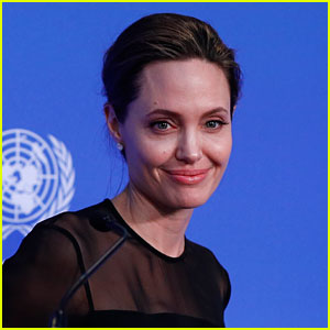 Angelina Jolie Pens Op-Ed on Refugee Crisis: 'Acting Out of Fear Is Not Our Way'