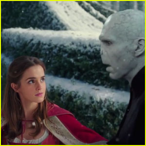Belle Falls in Love With Voldemort in This 'Beauty & the Beast' & 'Harry Potter' Mash-Up - Watch Now!
