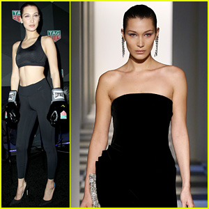 Bella Hadid Explains Why She Cried During Two NYFW Shows