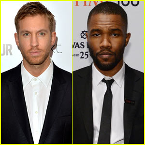 Calvin Harris Has a New Song Coming Out with Frank Ocean!