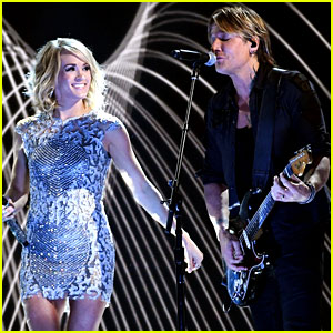 Carrie Underwood & Keith Urban Perform 'The Fighter' at Grammys 2017 - Watch Now!