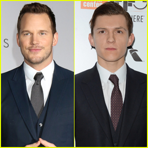 Chris Pratt & Tom Holland Confirmed For 'Avengers: Infinity War'