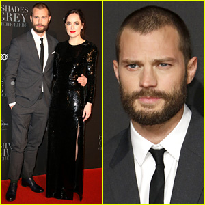 Dakota Johnson & Jamie Dornan Make Germany a Little 'Darker'