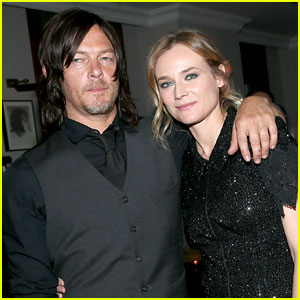 Diane Kruger & Norman Reedus Spotted Spending Time Together in New York
