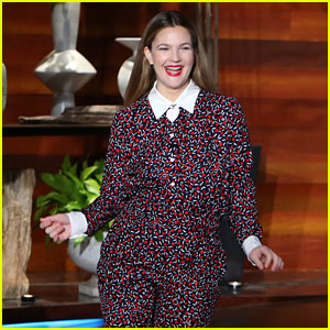 Drew Barrymore Definitely Doesn't Want to Date Harry Styles or John Mayer - Watch Now!