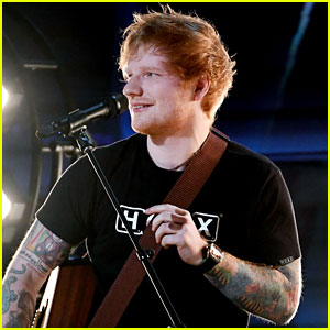 Ed Sheeran Performs 'Shape Of You' at Grammys 2017 - Watch Now!