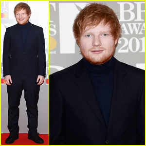 Ed Sheeran Set To Debut Something Special At 2017 Brit Awards!