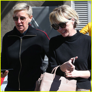 Ellen DeGeneres Urges Others to Speak Out Against Hate