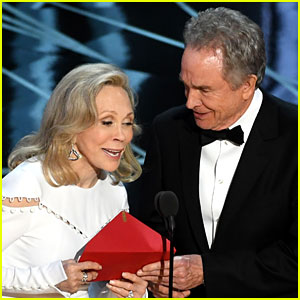 Faye Dunaway on Best Picture Fail: 'I'm Not Going to Speak About It'