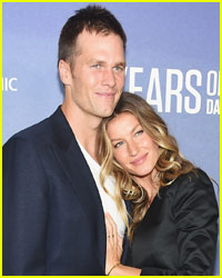 Gisele Bunchen Takes Her & Tom Brady's Kids to Houston Space Center Before Super Bowl 2017