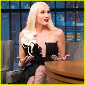 Gwen Stefani Gushes About