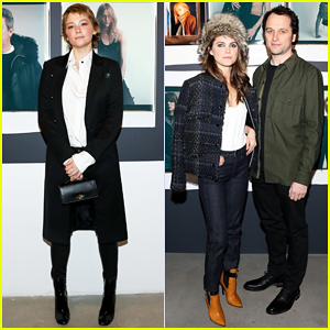 Haley Bennett Debuts New Pixie Cut at Rag & Bone Fashion Show!