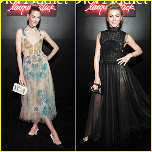Jaime King, Julianne Hough & More Live It Up At Dior Addict Lacquer Stick Launch Party!