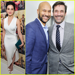 Jon Hamm, Jenny Slate & More Get Together At Vanity Fair's Hollywood Issue Party