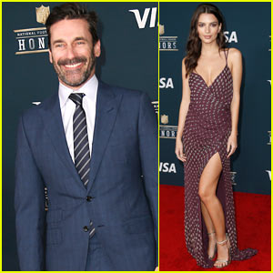Jon Hamm Suits Up for NFL Honors Awards 2017