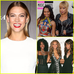 Karlie Kloss Thinks 'Waterfalls' Was Sung By Destiny's Child