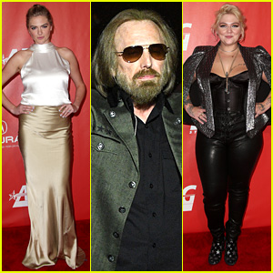 Kate Upton, Elle King, & More Celebrate Tom Petty During Grammys Weekend!