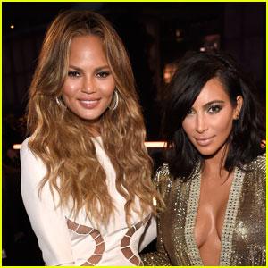 Kim Kardashian & Chrissy Teigen Are Starting a Book Club