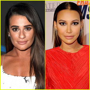 Ryan Murphy Comments on Lea Michele & Naya Rivera's Feud
