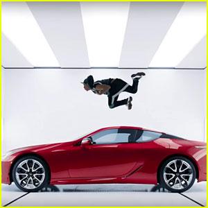 Lexus Super Bowl 2017 Commercial: 'Man & Machine'