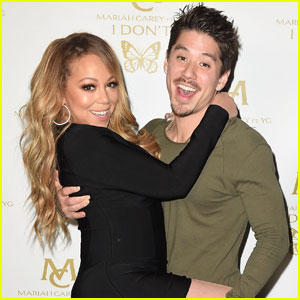 Mariah Carey Finally Confirms Relationship With Bryan Tanaka