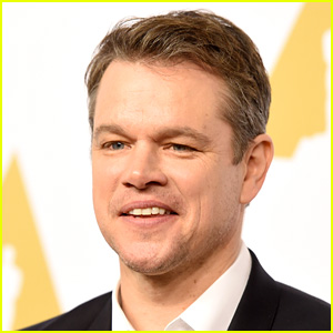 Matt Damon News, Photos, and Videos | Just Jared