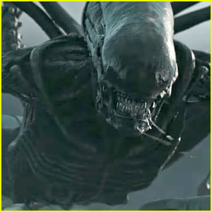 New 'Alien: Covenant' Trailer Gives Terrifying Look at the Alien!