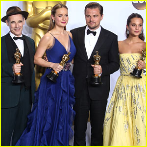 Oscars 2017: Past Winners Leonardo DiCaprio, Brie Larson, Alicia Vikander & Mark Rylance to Present!