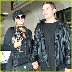 Paris Hilton & 'The Leftovers' Chris Zylka: New Couple Alert!